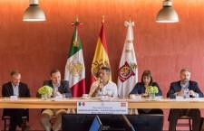 Evalúa Gobierno de Oaxaca proyectos del Fondo Mixto México-España
