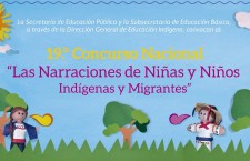 Invita IEEPO a concurso de narraciones de niñas y niños indígenas y migrantes