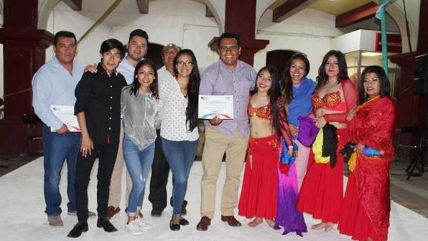 """Con el Quinto Festival """"Extendiendo el arte"""", preservan la cultura en Santa Lucía del Camino."""