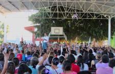 Para que Oaxaca gane, tenemos que estar unidos: Raúl Bolaños Cacho Cué