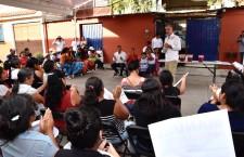 Mejoraremos el alumbrado  público: Manuel de Esesarte