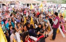 Con Alejandro López Jarquín daremos continuidad al gobierno del pueblo, aseguran vecinos de Xoxo