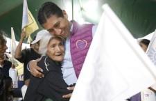 Con el corazón y el pueblo seguiremos trabajando por Xoxocotlán: ALJ