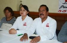 Denuncia candidato del PSD en Zaachila agresiones en su contra