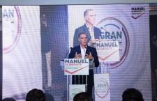 Presenta Manuel de Esesarte Plan de Desarrollo 2019-2021 para Oaxaca de Juárez