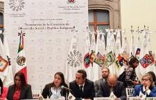 """Gobierno de Oaxaca se suma a los """"10 compromisos por el Desarrollo Social"""" de la Conago"""