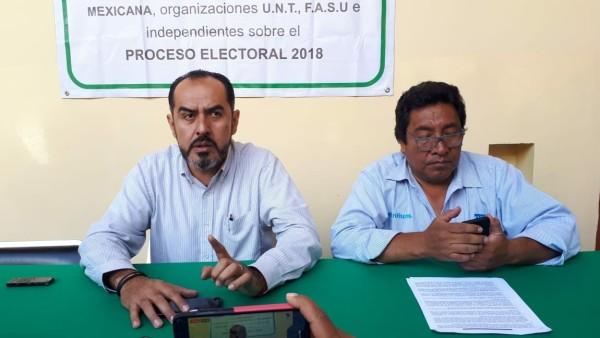 Solicitan organizaciones que el proceso electoral se desarrolle en transparencia y soberanía popular