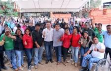 Con Raúl Cruz se seguirá detonando el crecimiento y desarrollo de Santa Lucía del Camino.
