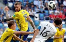 Con trabajo, Suecia venció a Corea y le dio forma al Grupo del Tri
