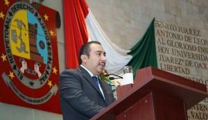 Solicita Horacio Antonio informar sobre el estado actual del SITI Oax.