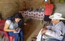 """DIF Estatal Oaxaca informa sobre Programa """"BIENESTAR""""  de Apoyo a Personas con Discapacidad"""