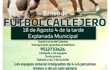 Con motivo del mes de la juventud, organiza Gobierno de Santa Lucía e INJEO torneos de ajedrez y fútbol callejero.