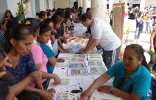 Realiza SSO XVI Feria de la Salud Intercultural y del Migrante