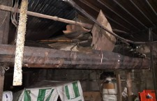 Atiende CEPCO familias afectadas por granizada y lluvias en la Mixteca
