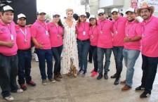 DIF cumple con Gobierno Incluyente durante la fiesta étnica más grande de América Latina