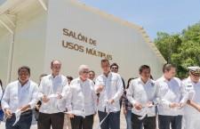 Inaugura Alejandro Murat Primera Conferencia Internacional sobre Terremotos y Tsunamis en Oaxaca