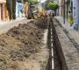 Rehabilita SAPAO más de 9 mil metros de red  de distribución de agua en el Barrio La Noria