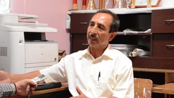 Hernández Fraguas se ha negado a firmar compromisos con los sindicatos