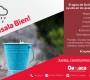 Suministro de agua del martes 18 de septiembre de 2018