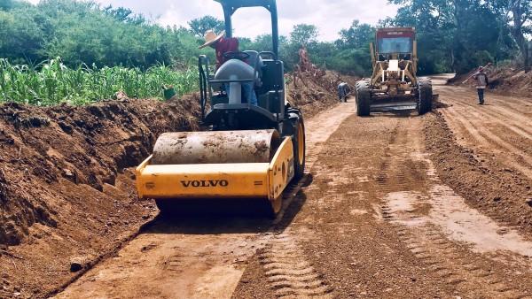 Entrega Sinfra 66 obras concluidas en municipios de los Valles Centrales