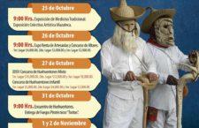 Santa María Chilchotla celebrará su fiesta en honor  a los Fieles Difuntos