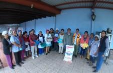 Brinda DIF Xoxocotlán talleres para adultos mayores
