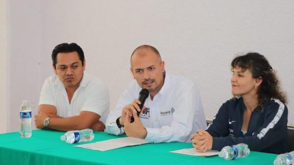 DIF Estatal Oaxaca reafirma su compromiso a atletas con discapacidad