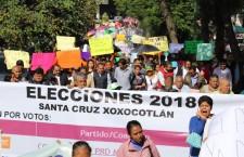 Xoxeños respalda el triunfo de Alejandro López Jarquín ante el TEEO