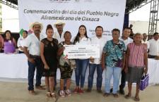 Gobierno de AMH refrenda su compromiso con los pueblos afromexicanos de Oaxaca