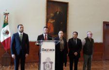 Nombra el gobernador Alejandro Murat a los titulares de la Secretaría de Cultura y Coordinación de Delegaciones