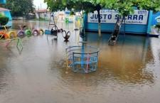 Suspenden clases este lunes en 147 municipios por lluvias