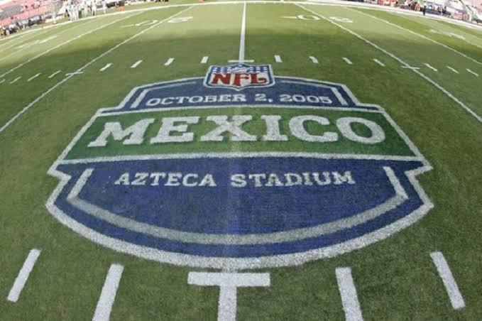 La Ciudad de México se queda sin partido de NFL por el impresentable estado  del césped del Estadio Azteca. e29928ab5c3