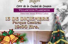 Invitan a la presentación del Coro de la Ciudad en Xoxocotlán