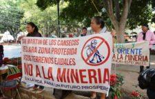 """Presentan resolutivos del """"Juicio Popular Comunitario contra el Estado  y las empresas mineras en Oaxaca"""""""