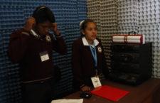 Inauguran Cabina de Radio en Escuela de la Sección 59