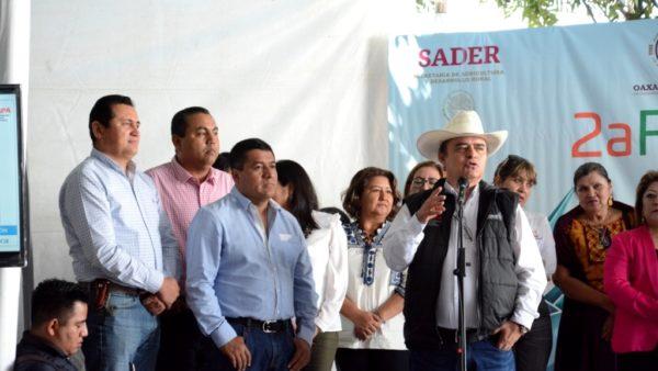 Realiza SEDAPA Segunda Feria Agroalimentaria