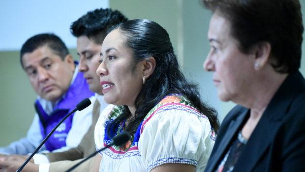 Con pluralidad se fomentará la democracia y participación ciudadana: Arcelia López