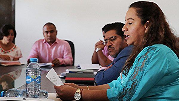 Implementa Gobierno acciones para combatir violencia contra las mujeres en Santa Lucía