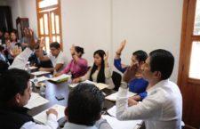 Aprueban reducción de dietas a concejales y sueldos de directivos en Xoxocotlán