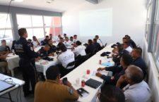 Reforzarán estrategias de seguridad en Xoxocotlán