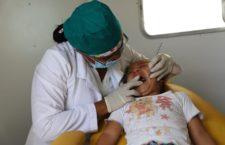 Promueven acciones de salud bucal a niños de Xoxocotlán