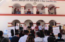 Refuerzan estrategia de seguridad en agencias de Xoxocotlán