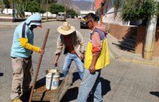 ALJ atiende necesidades de asentamientos en Xoxocotlán