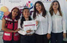Realizan Feria de la Inclusión en Xoxocotlán