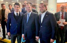 En suma de esfuerzos con el Gobernador Alejandro Murat, impulsamos desarrollo económico de Oaxaca: RBCC