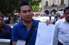 Padres de familia del CETIS 38 exigen la salida de nueve profesores