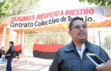 Responsabiliza STEUABJO al rector por huelga en la UABJO