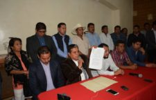 Ratifica TEEO a Gaudencio Ortiz como presidente municipal de Tlaxiaco