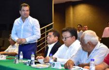 Convoca Oswaldo García Jarquín a municipios conurbados a emprender estrategias conjuntas de desarrollo urbano