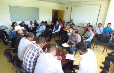 Acuerdan Sedapa y municipios de la Sierra Sur impulsar padrón de productores